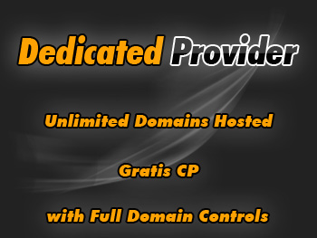 Inexpensive dedicated server hosting package